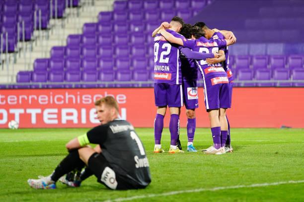 AUT: Austria Wien v TSV Hartberg - tipico Bundesliga