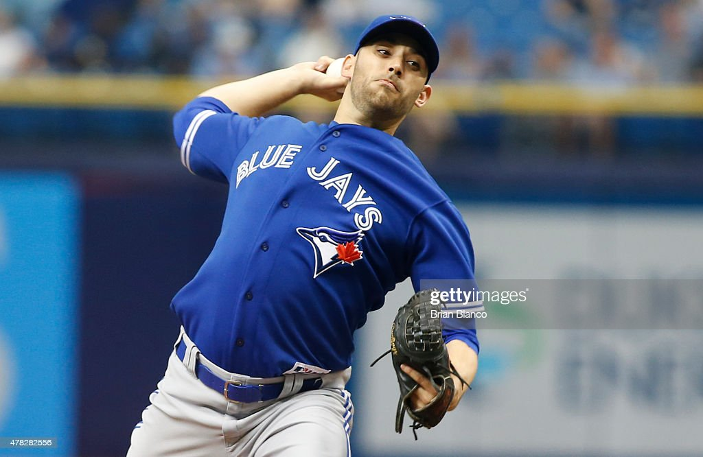 Toronto Blue Jays v Tampa Bay Rays : News Photo