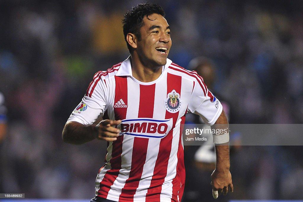 Queretaro v Guadalajara - Apertura 2012