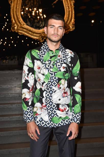 ITA: Dolce & Gabbana - Front Row - Milan Men's Fashion Week Spring/Summer 2020