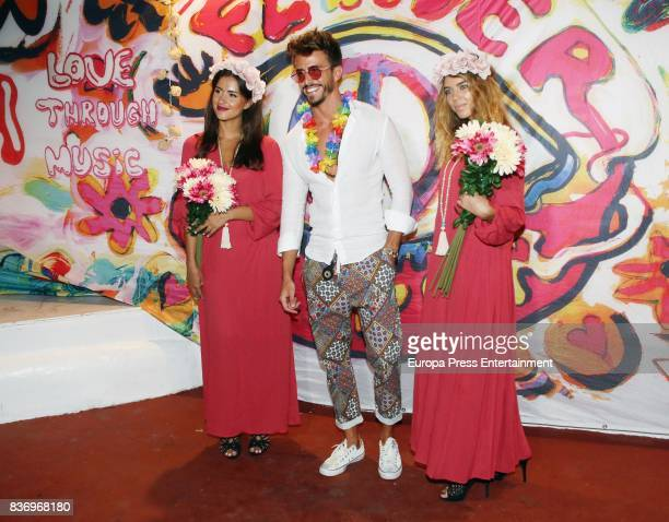 Marco Ferri attends Flower Power Party on August 21 2017 in Ibiza Spain