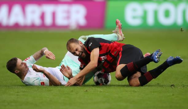 DEU: Eintracht Frankfurt v SV Werder Bremen - Bundesliga