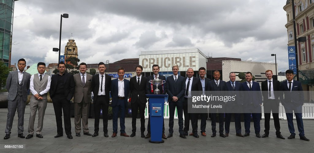World Snooker Championship - Media Day