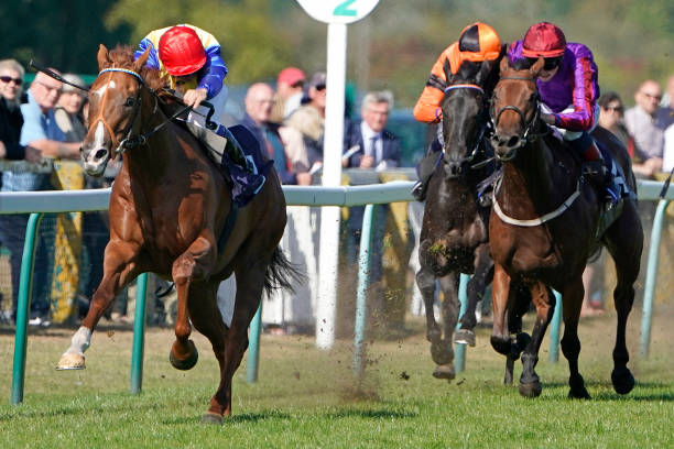 GBR: Yarmouth Races