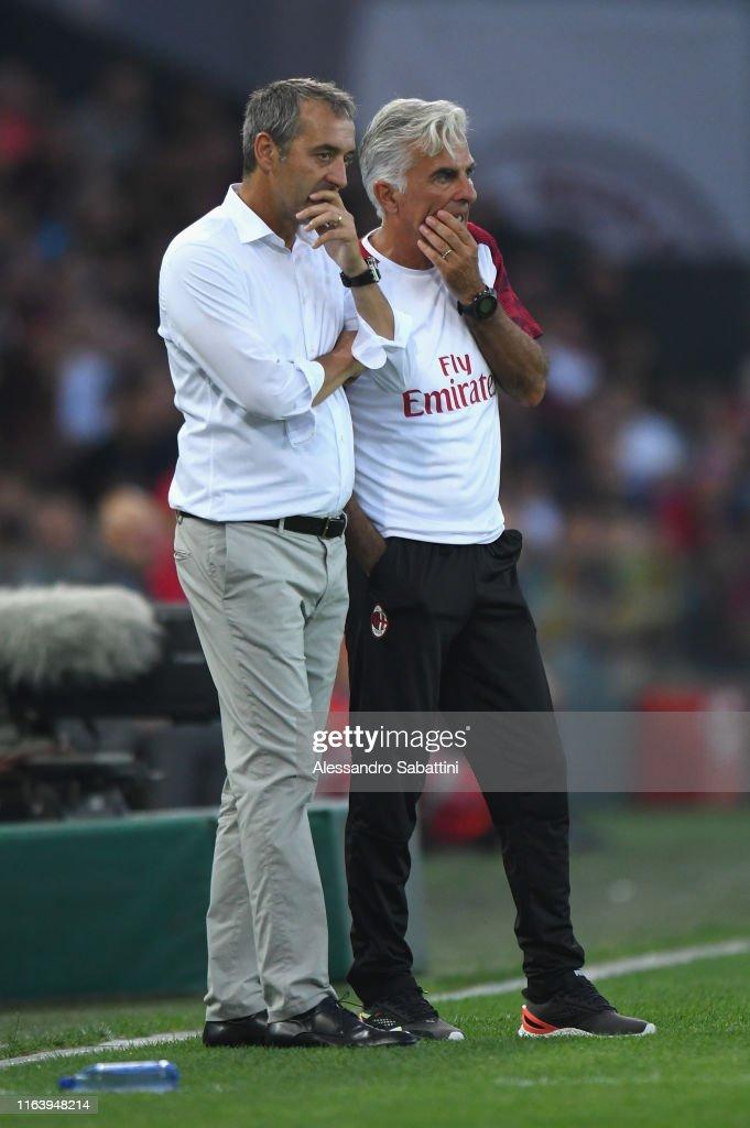 Udinese Calcio v AC Milan - Serie A : News Photo