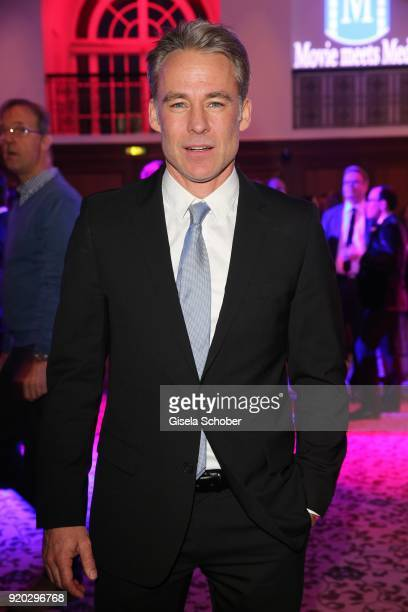 Marco Girnth during the Movie Meets Media 'MMM' event on the occasion of the 68th Berlinale International Film Festival at Hotel Adlon on February 18...