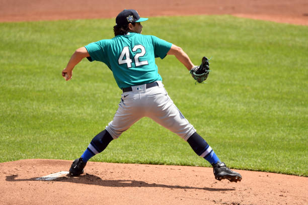 MD: Seattle Mariners v Baltimore Orioles Game 1