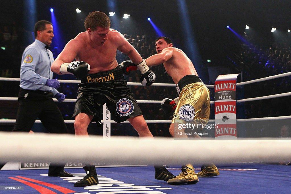 International Boxing Gala: Povetkin v Marco Huck - WBA World Championship Fight