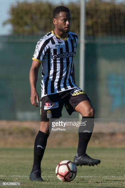 Marco Ilaimaharitra during the friendly match between Royal Charleroi SC vsYanbian Funde FC at Pinatar Arena Murcia SPAIN 10th January of 2018