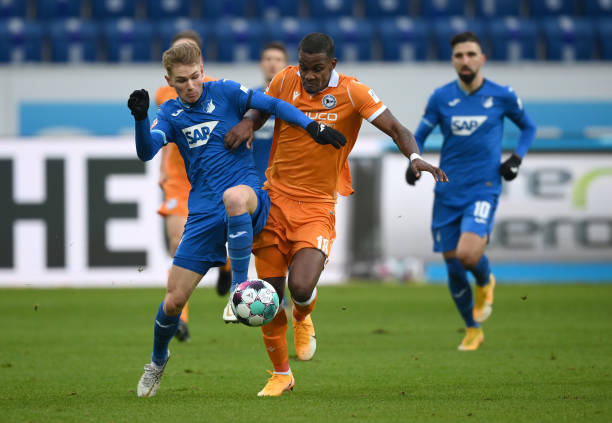 DEU: TSG Hoffenheim v DSC Arminia Bielefeld - Bundesliga