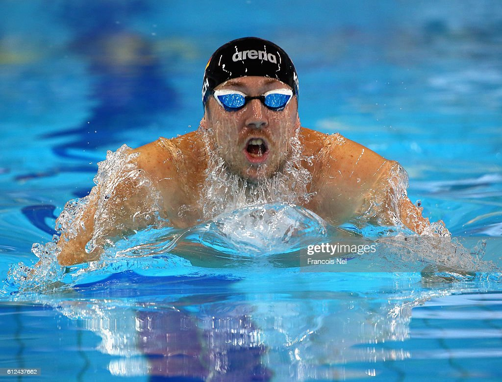 FINA Swimming World Cup - Dubai