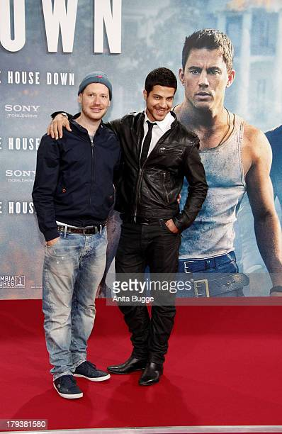 60 Top White House Down Germany Premiere Pictures Photos Images