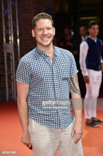 Marco Kreuzpaintner attends the 'Berlin Falling' Premiere during Munich Film Festival 2017 at Gasteig on June 28 2017 in Munich Germany
