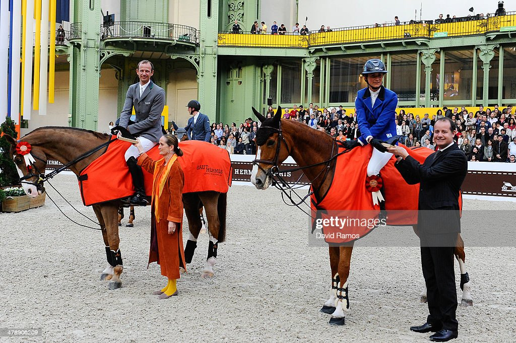 Grand Prix Hermes Of Paris At the Grand Palais : Day 2 : News Photo