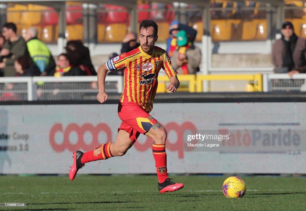 US Lecce v SPAL - Serie A : News Photo