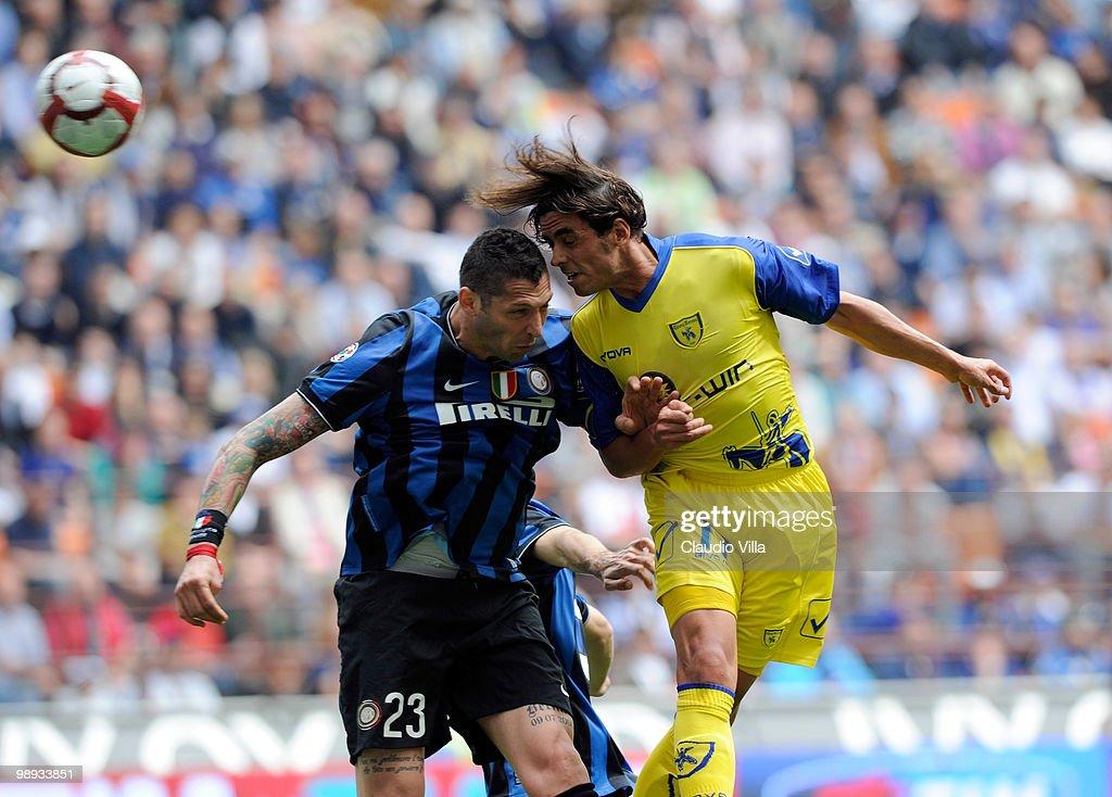 FC Internazionale Milano v AC Chievo Verona - Serie A : News Photo