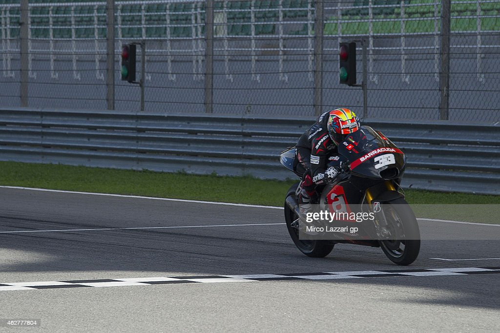 MotoGP Tests in Sepang - Day Two : News Photo