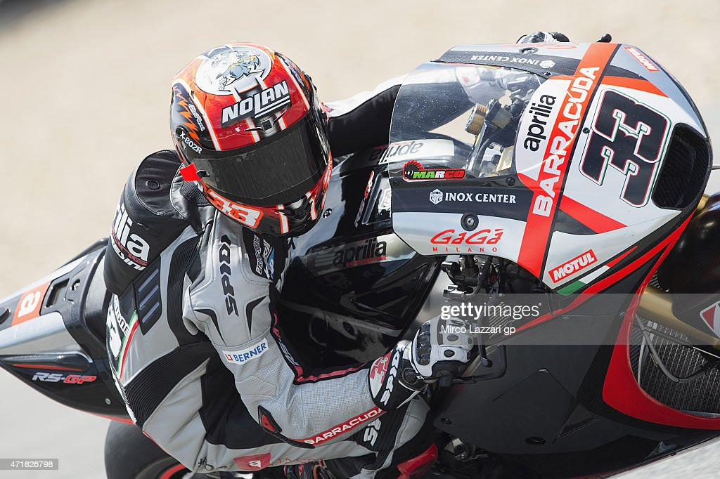 MotoGp of Spain - Free Practice : News Photo