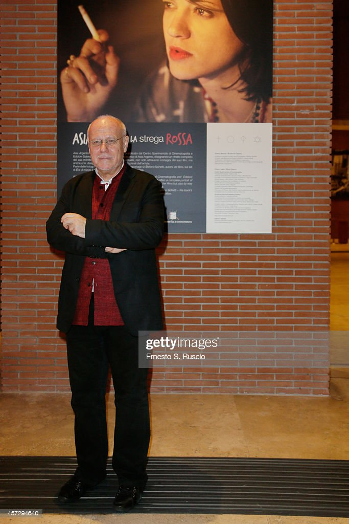 Asia Argento Exhibition Opening - The 9th Rome Film Festival