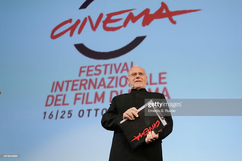 Awards Ceremony Inside - The 9th Rome Film Festival