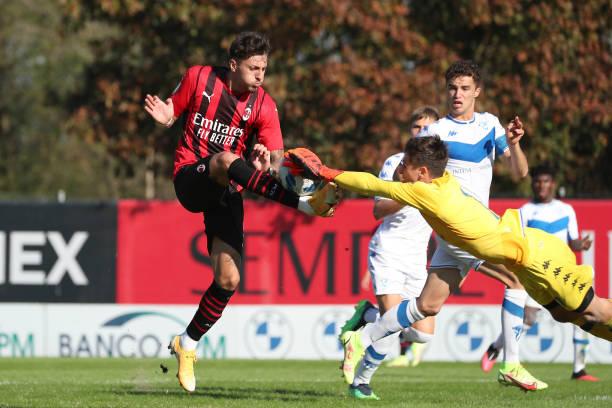 ITA: AC Milan U19 v Brescia U19 - Primavera TimVision Cup