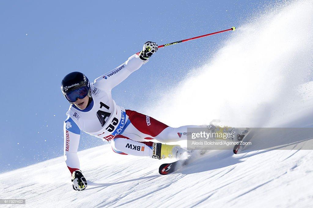 Audi FIS Alpine Ski World Cup - Men's Giant Slalom : News Photo