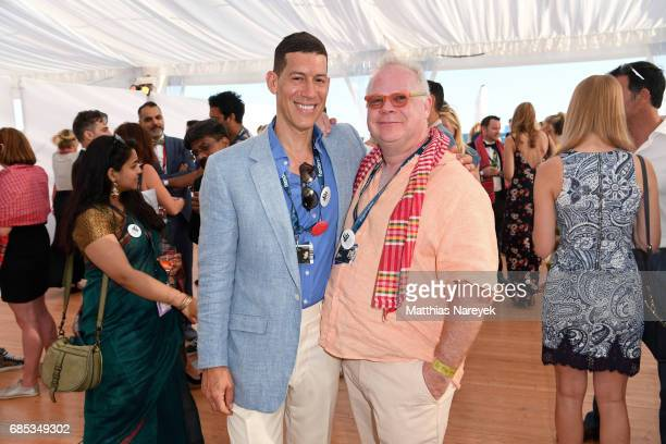 Marco Orsini and Gary Springer attend From Dhaka to Cannes A Celebration of Talent hosted by the International Emerging Film Talent Association at La...