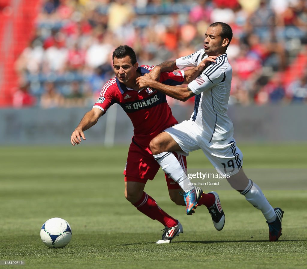 Los Angeles Galaxy v Chicago Fire