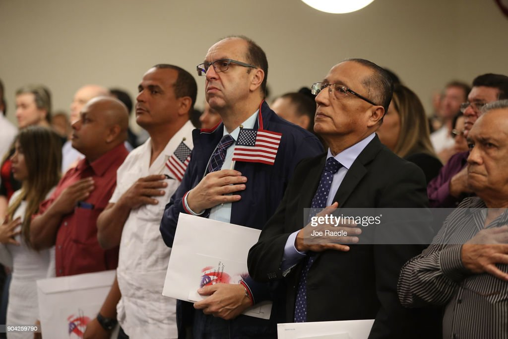 Marco Paranzino Orginally From Venezuela And Others Become News Photo Getty Images