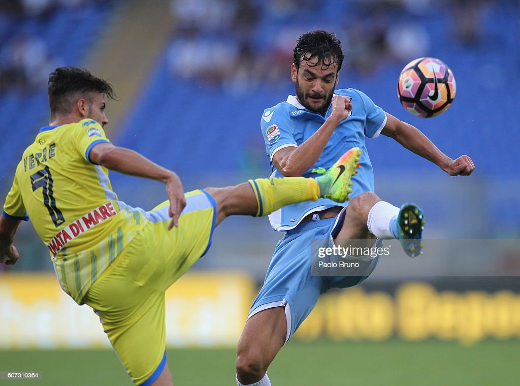 SS Lazio v Pescara Calcio - Serie A