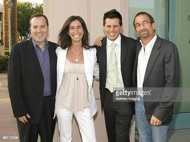 Marco Pennette Teri Weinberg Silvio Horta and James Hayman