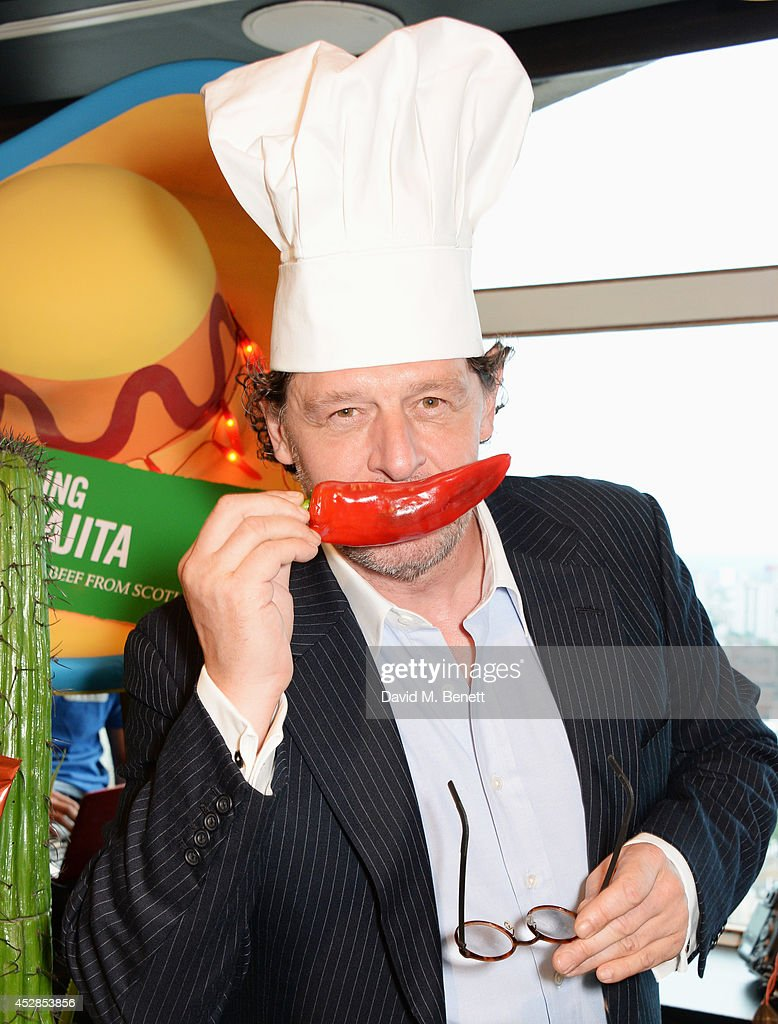 'Walkers 'Do Us A Flavour' Finalists Launch : News Photo
