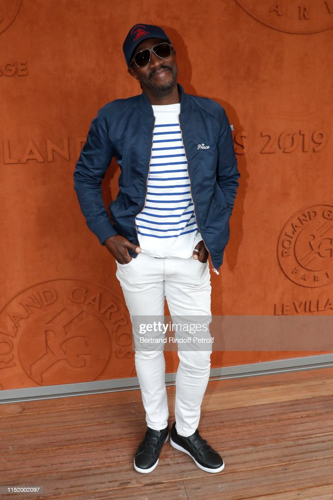 FRA: Celebrities At 2019 French Open - Day Two