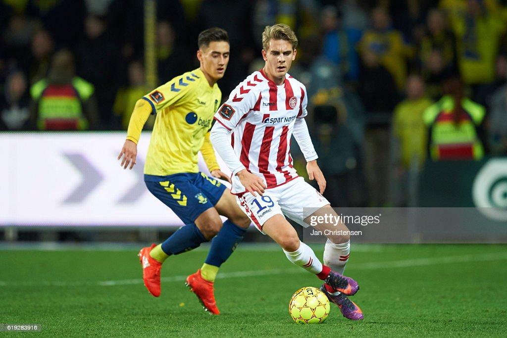 Brondby IF v AaB Aalborg - Danish Alka Superliga : News Photo