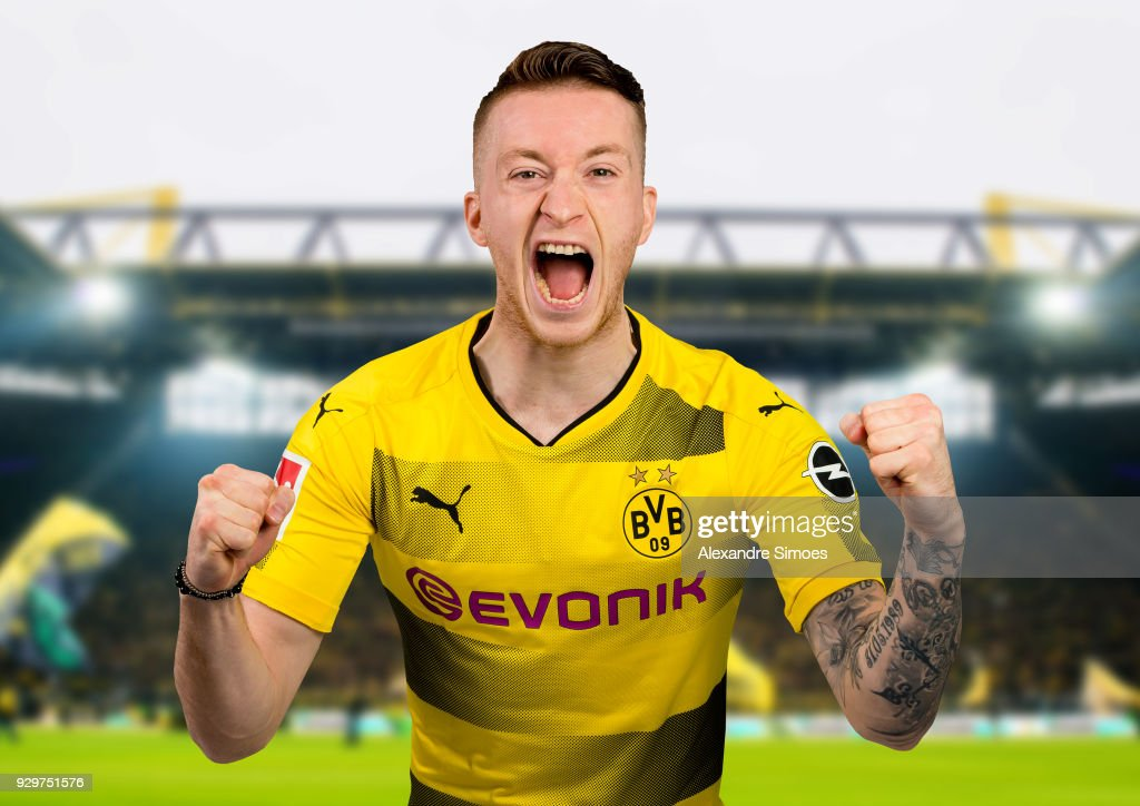 Marco Reus Signs Contract Extension for Borussia Dortmund