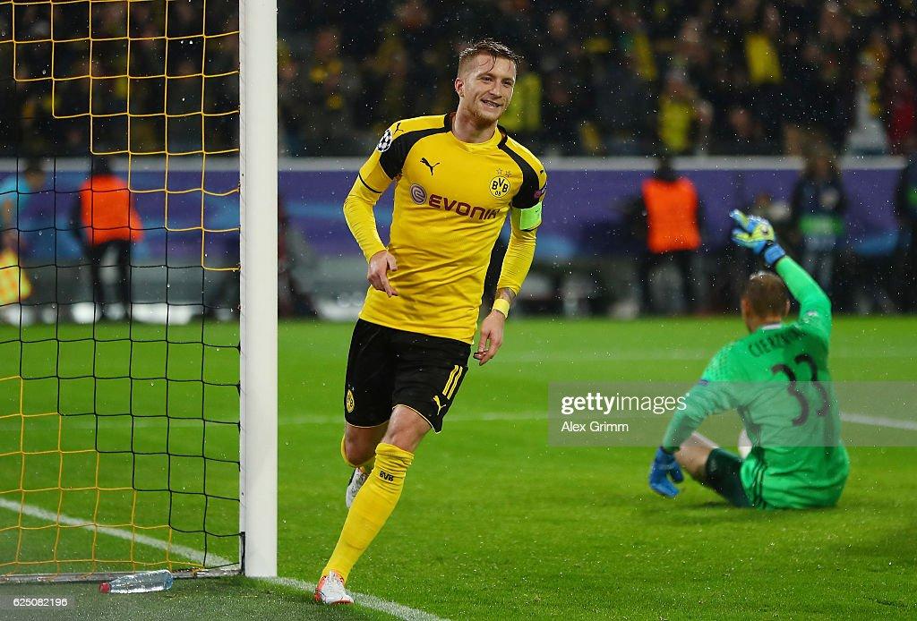 Borussia Dortmund v Legia Warszawa - UEFA Champions League