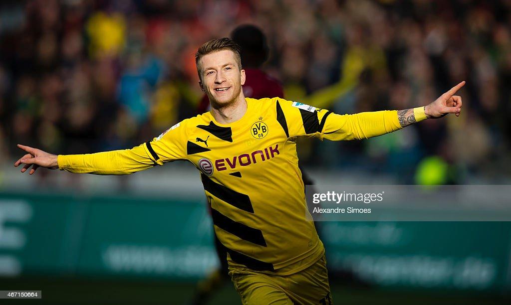 Hannover 96 v Borussia Dortmund - Bundesliga : News Photo