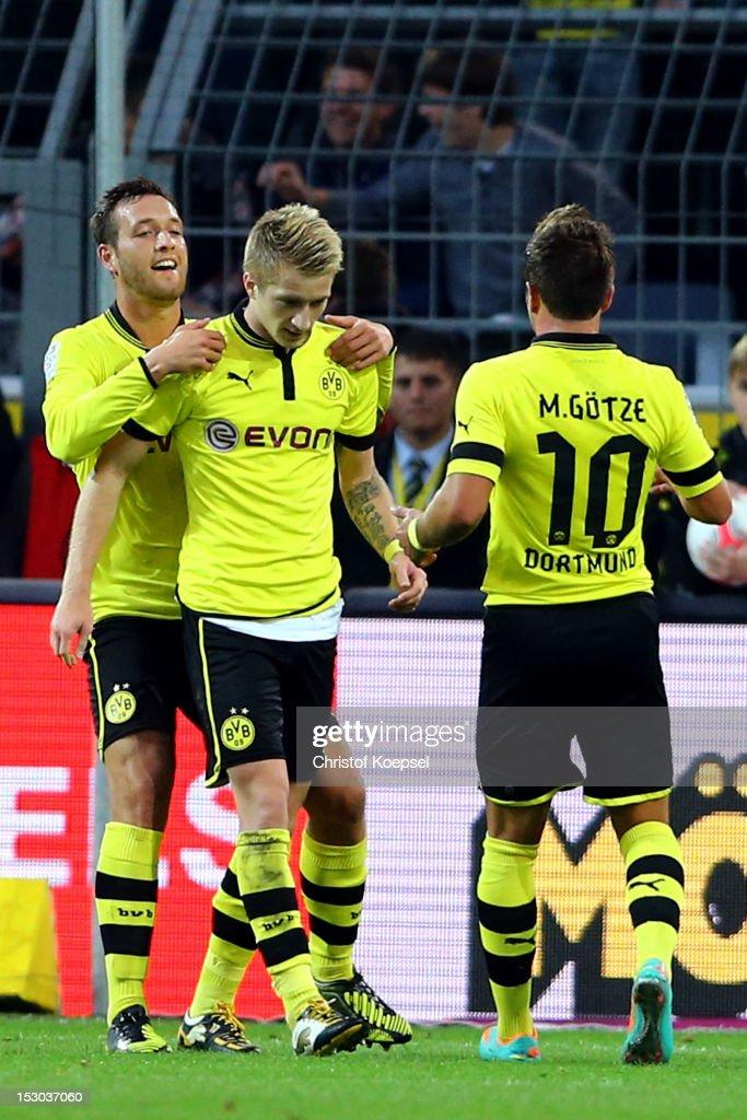 Borussia Dortmund v VfL Borussia Moenchengladbach - Bundesliga