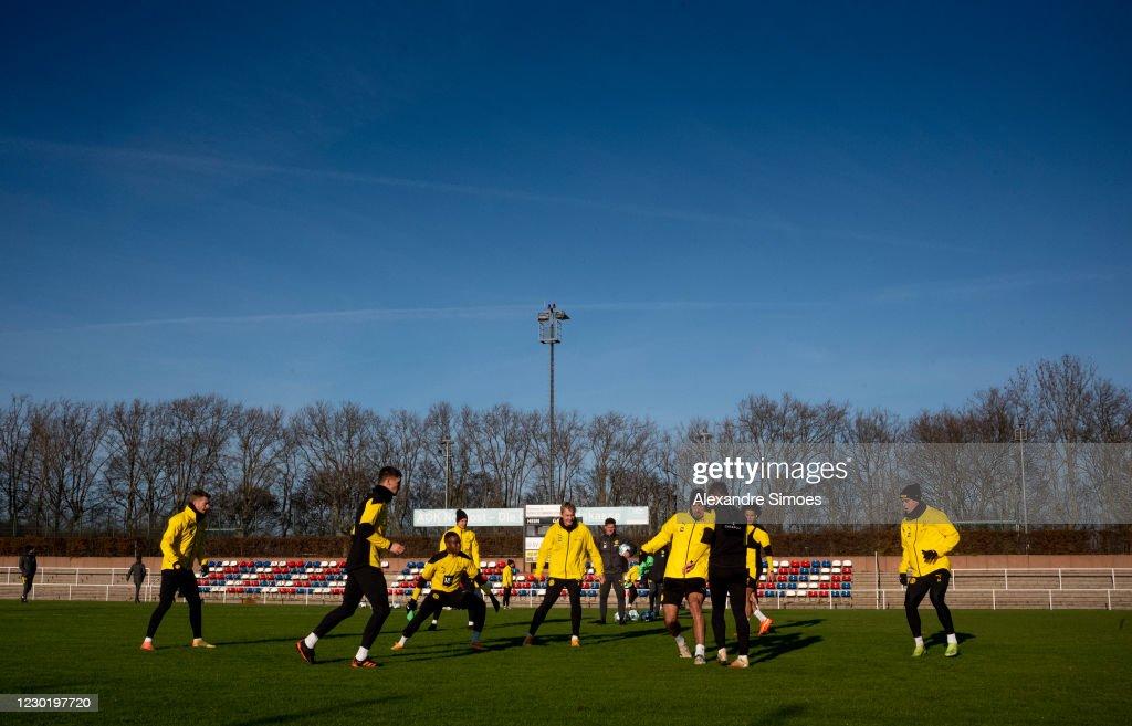 1. FC Union Berlin v Borussia Dortmund - Bundesliga : News Photo