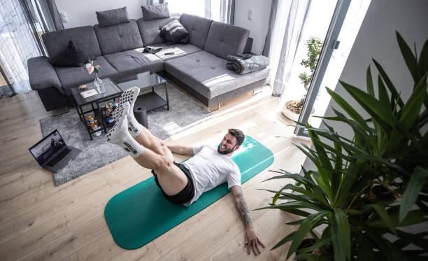 DEU: Marco Richter Home Training Session