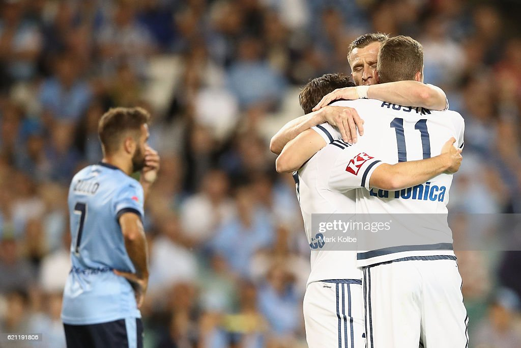 A-League Rd 5 - Sydney v Melbourne Victory