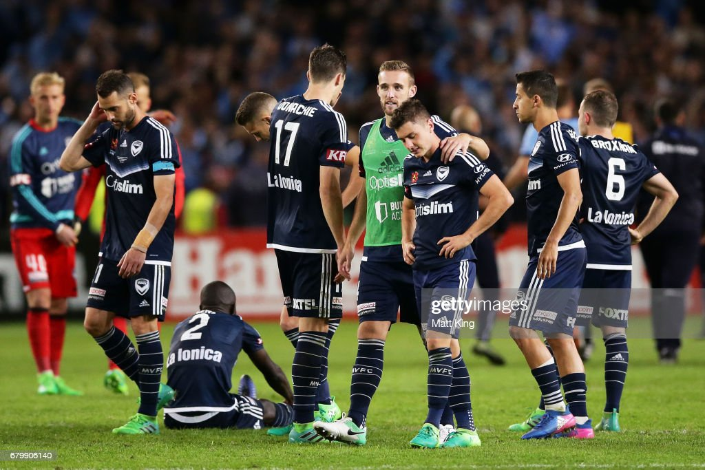 2017 A-League Grand Final - Sydney v Melbourne : News Photo