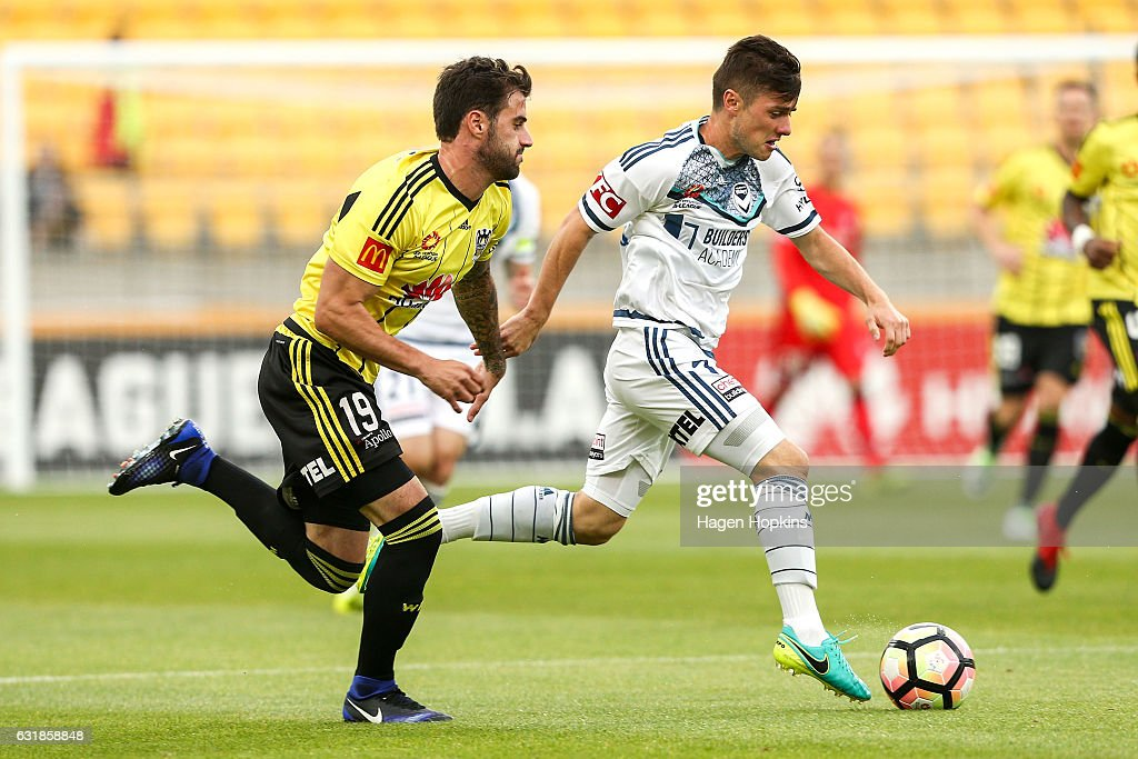 A-League Rd 7 - Wellington v Melbourne