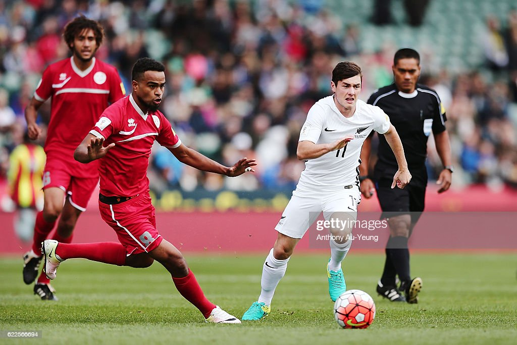 2018 FIFA World Cup Qualifier - New Zealand v New Caledonia