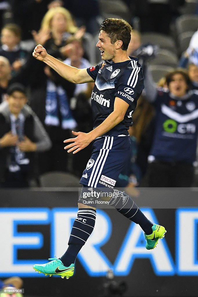 A-League Rd 4 - Melbourne Victory v Wellington