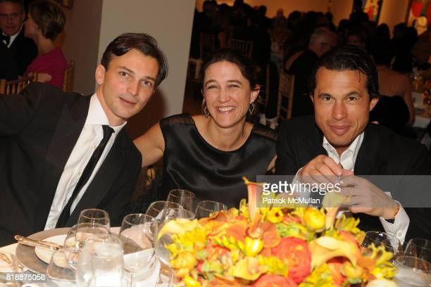 Marco Scarini Vanessa von Bismarck and Douglas Taylor attend ALZHEIMER'S DRUG DISCOVERY FOUNDATION Presents The Fourth Annual Connoisseur's Dinner at...