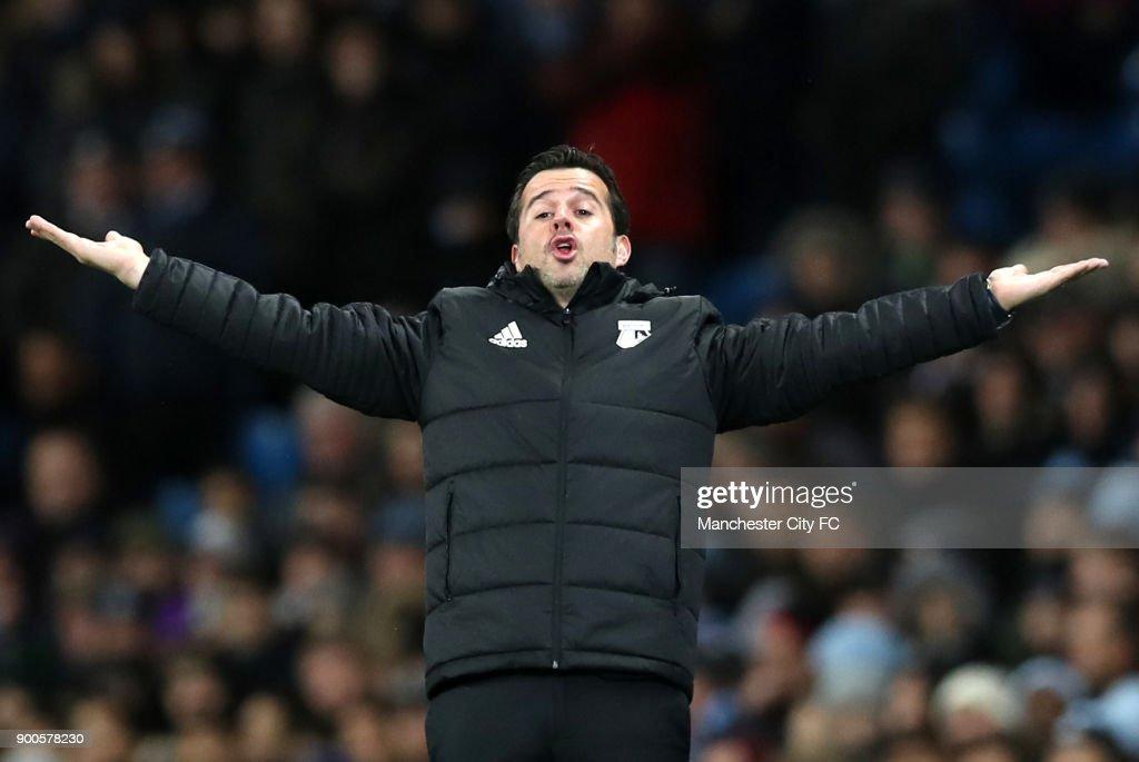 Watford Sack Manager Marco Silva
