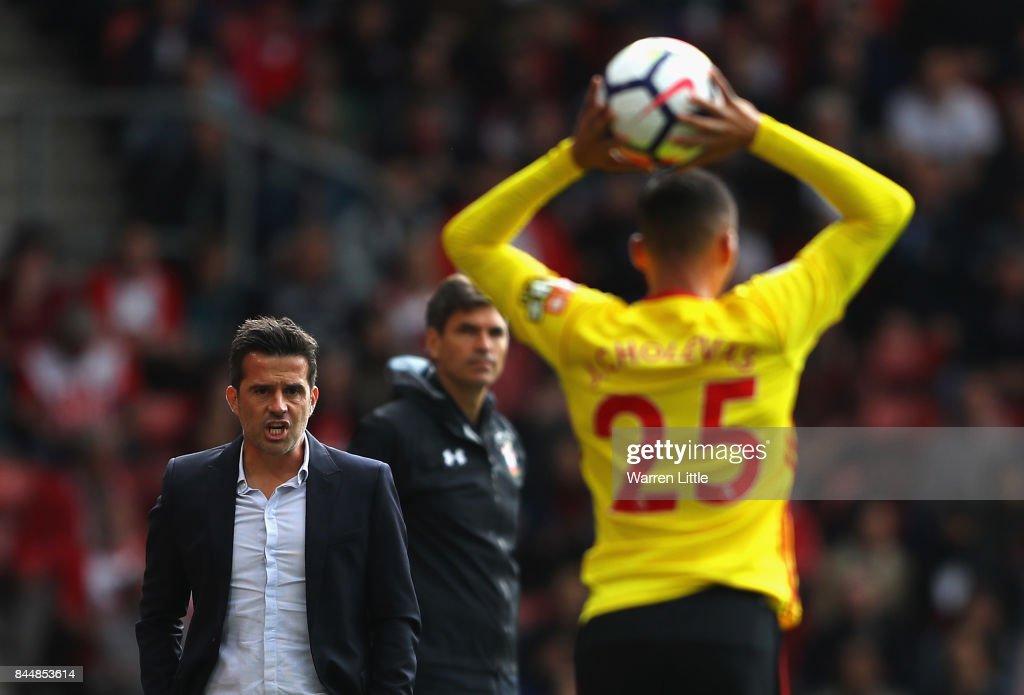 Southampton v Watford - Premier League : News Photo