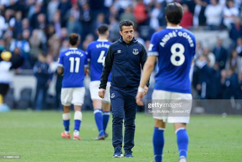 "Tottenham Hotspur v Everton FC - Premier League ""n : News Photo"