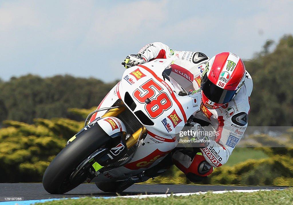 MotoGP of Australia - Practice